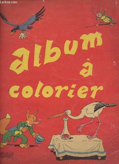 ALBUM A COLORIER - N°170