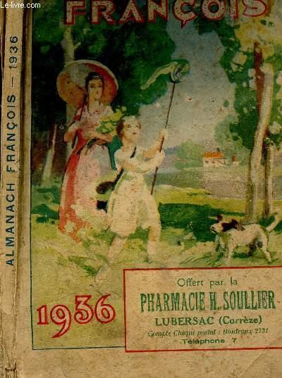 ALMANACH FRANCOIS