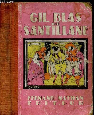 GIL BLAS DE SANTILLANE
