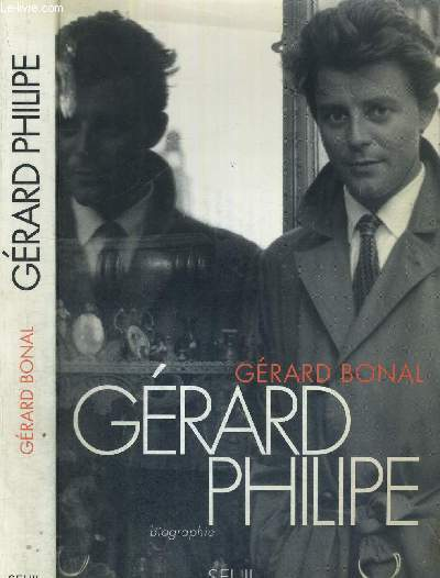 GERARD PHILIPPE - BIOGRAPHIE