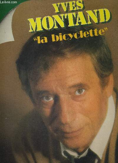 1 ALBUM DE 2 DISQUES AUDIO 33 TOURS - YVES MONTAND