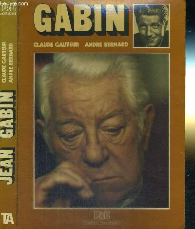 GABIN OU LES AVATARS D'UN MYTHE - COLLECTION TETES D'AFFICHE