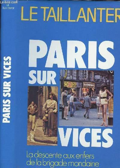 PARIS SUR VICES