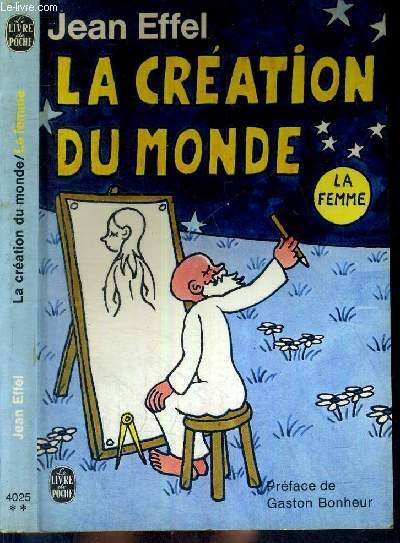 LA CREATION DU MONDE - LA FEMME