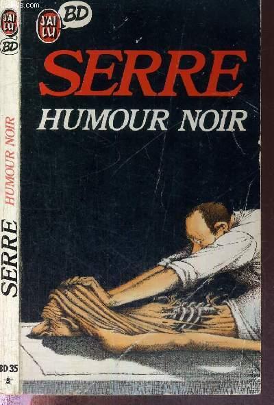 HUMOUR NOIR - J'AI LU BD