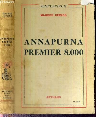 ANNAPURNA PREMIER 8.000 - COLLECTION SEMPERVIVUM
