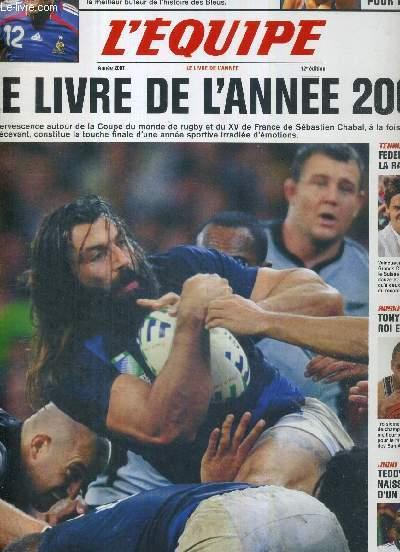L'EQUIPE - LE LIVRE DE L'ANNEE 2007