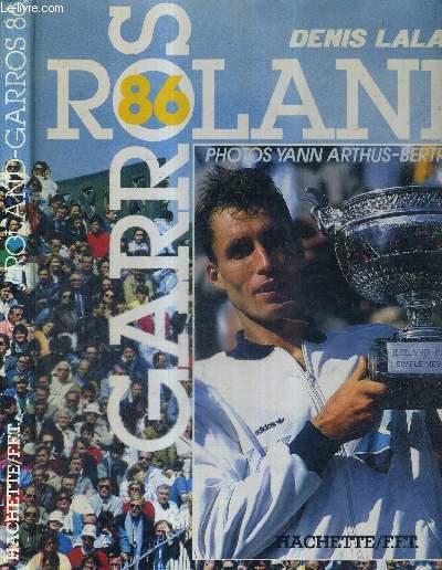 ROLAND GARROS 86