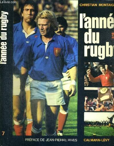L'ANNEE DU RUGBY 1979