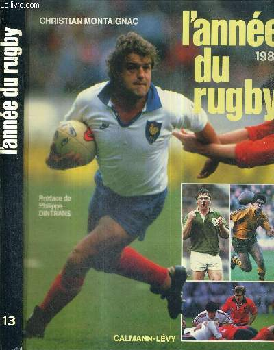 L'ANNEE DU RUGBY 1985