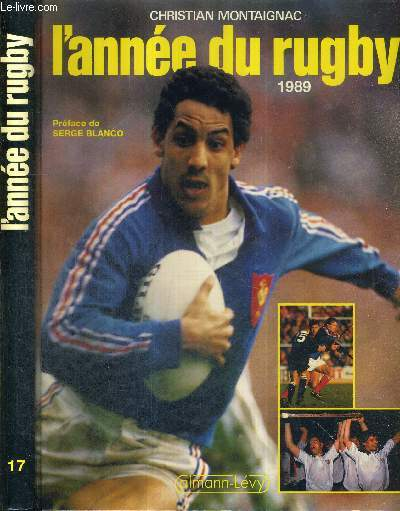 L'ANNEE DU RUGBY 1989