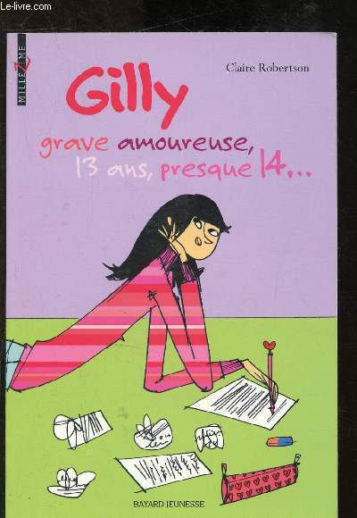 Gilly grave amoureuse 13 ans, presque 14 ...