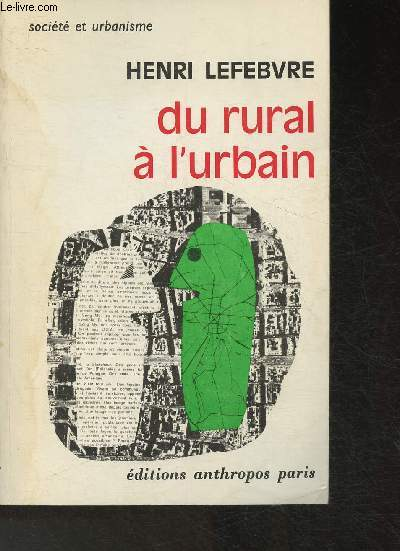 Du rural à l'urbain (Collection