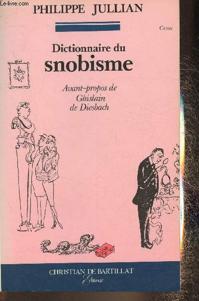 Dictionnaire du snobisme (Collection