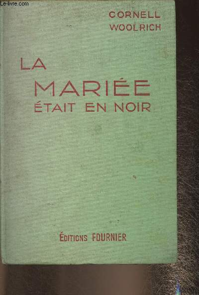 La mariée était en noir (The bride wore black)