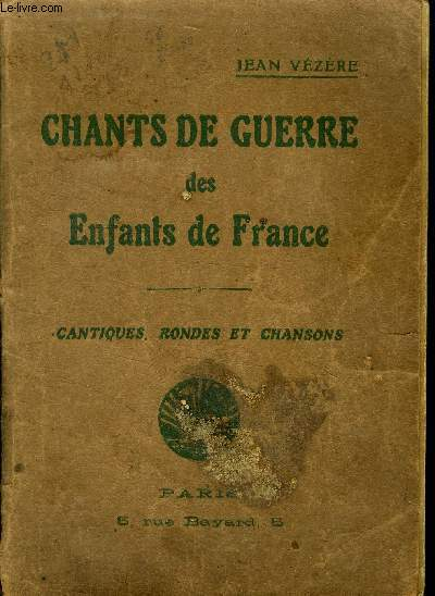 Chants de guerre des enfants de la France