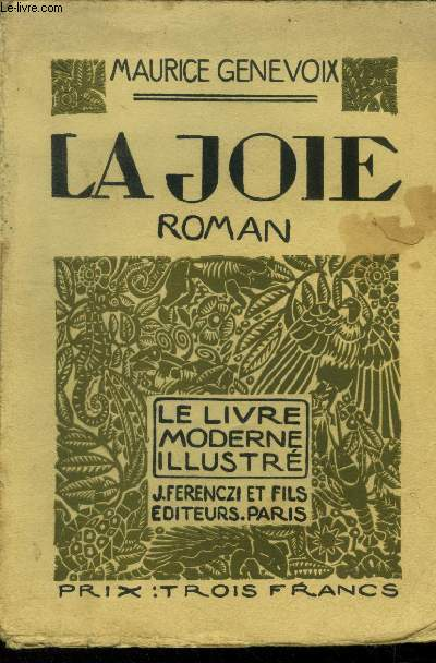 La joie,Collection