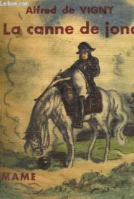 LA CANNE DE JONC