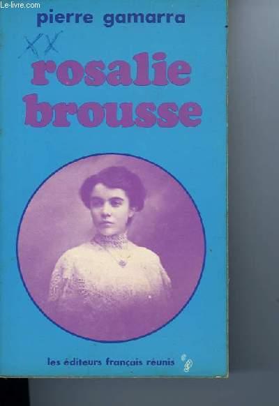 ROSALIE BROUSSE