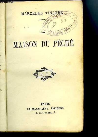 LA MAISON DU PÉCHÉ