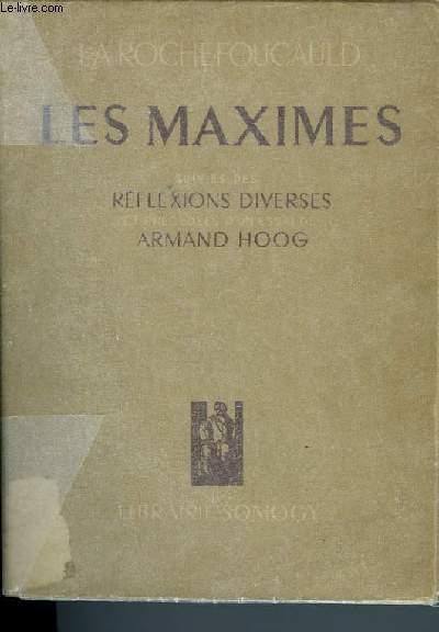 LES MAXIMES