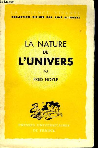 LA NATURE DE L'UNIVERS