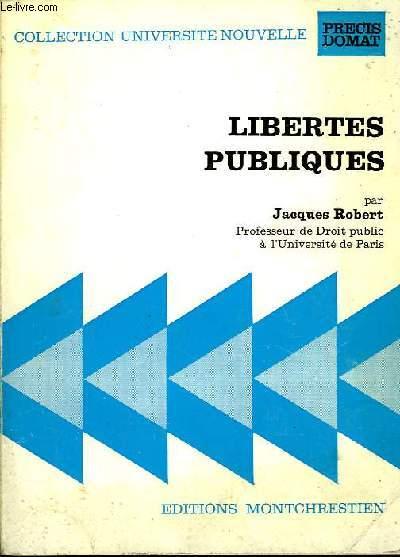 LIBERTES PUBLIQUES
