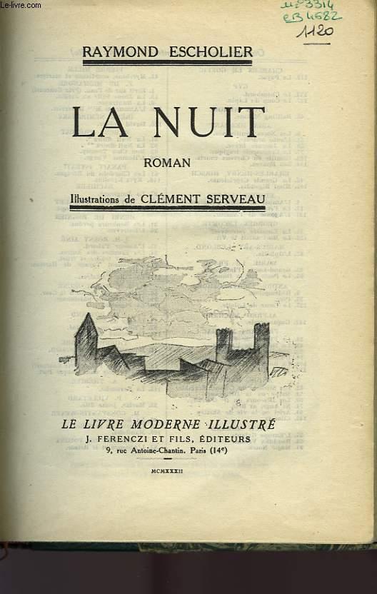LA NUIT, ROMAN