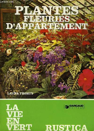 PLANTES FLEURIES D'APPARTEMENT