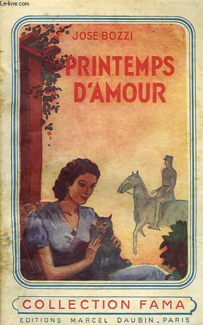 PRINTEMPS D'AMOUR