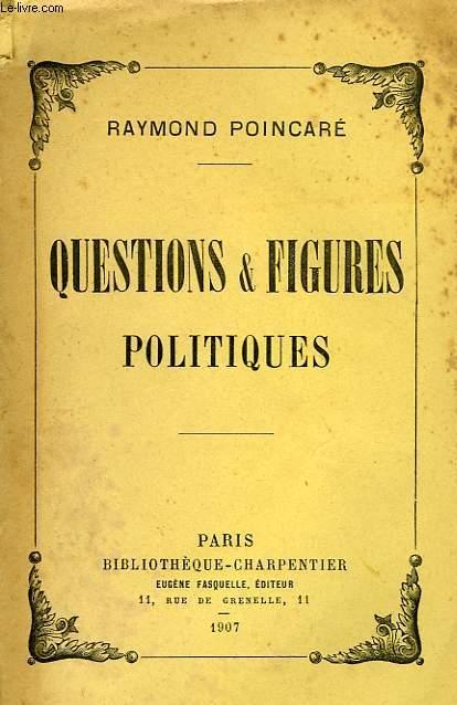 QUESTIONS ET FIGURES POLITIQUES