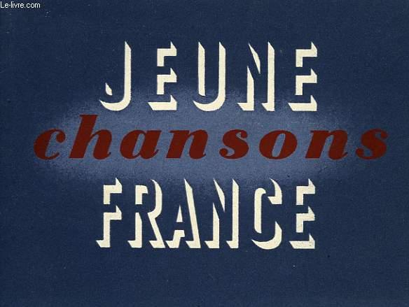 CHANSONS JEUNE FRANCE