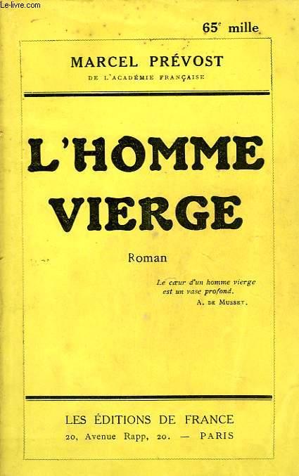 L'HOMME VIERGE