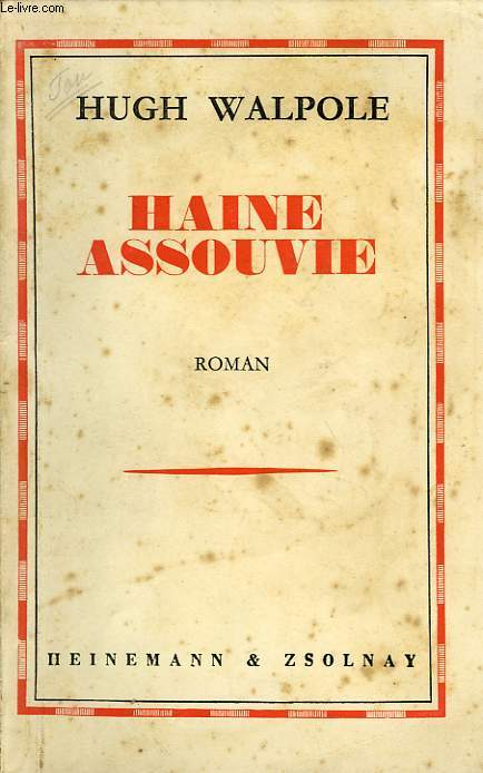 HAINE ASSOUVIE