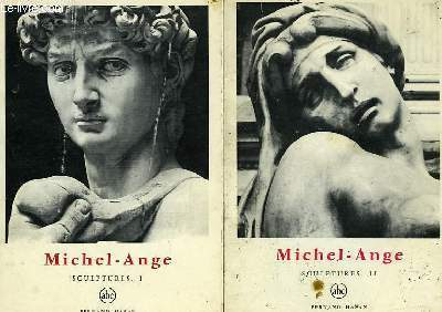 MICHEL-ANGE, SCULPTURES, I, II