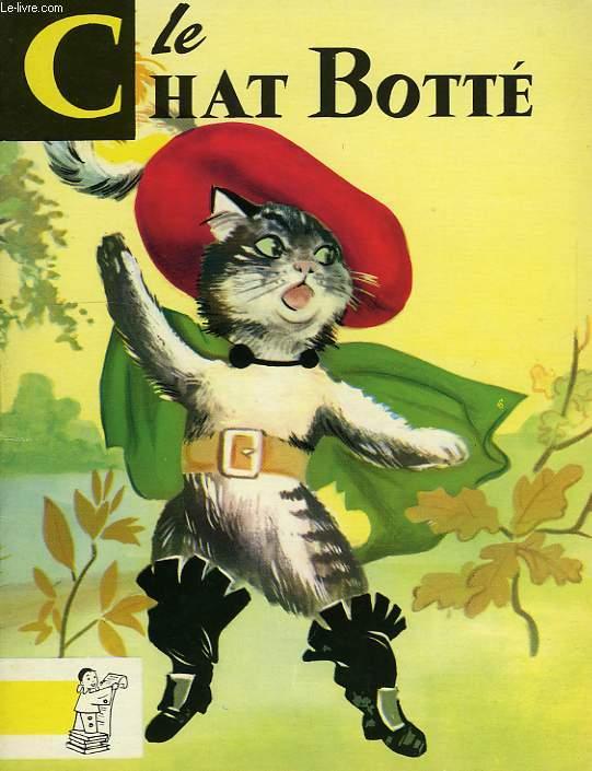 Le chat botte perrault charles - Dessin chat botte ...