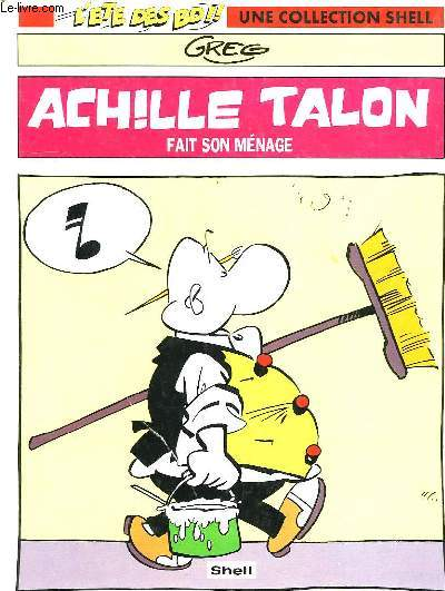 ACHILLE TALON, FAIT SON MENAGE