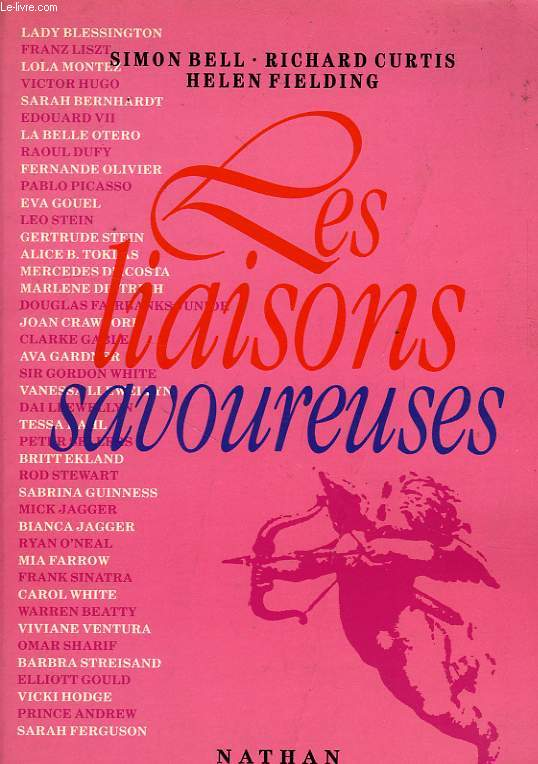 LES LIAISONS AMOUREUSES, D'HENRY VIII A MARILYN
