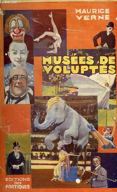 MUSEE DE VOLUPTES, LE SECRET DES NUITS ELECTRIQUES