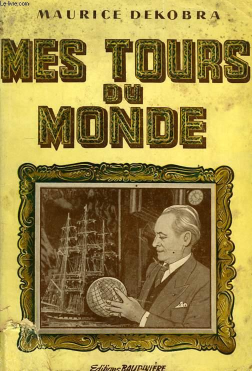 MES TOURS DU MONDE