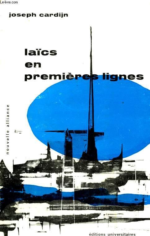 LAICS EN PREMIERES LIGNES
