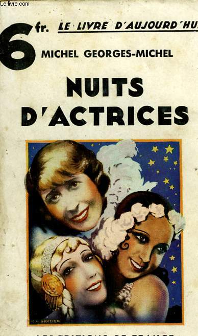 NUITS D'ACTRICES