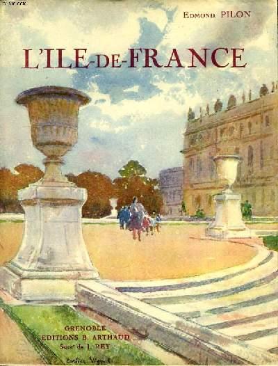 L'ILE DE FRANCE
