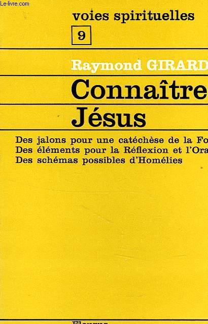 CONNAITRE JESUS
