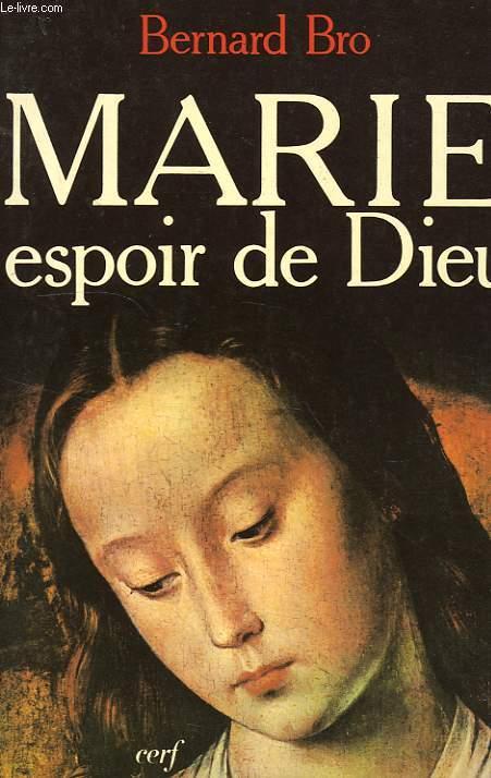 MARIE, ESPOIR DE DIEU