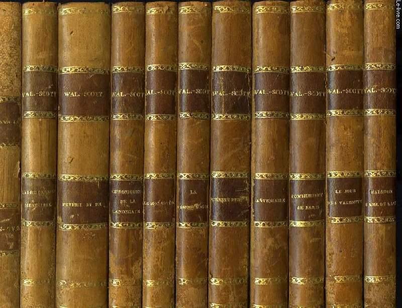 OEUVRES, 29 VOLUMES