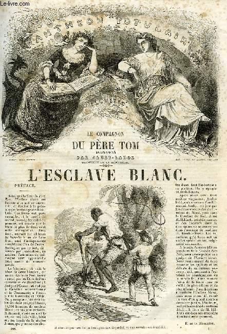 LE COMPAGNON DU PERE TOM, L'ESCLAVE BLANC