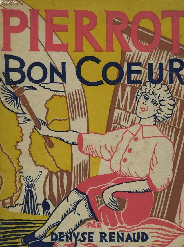 PIERROT BON COEUR
