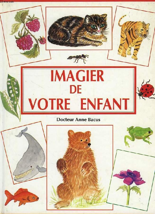 IMAGIER DE VOTRE ENFANT
