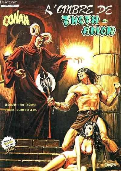 CONAN, A L'OMBRE DE THOTH-AMON
